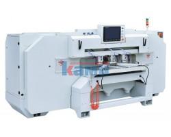 Автоматический фрезерно-пазовальный станок с ЧПУ. Модель MDK 312