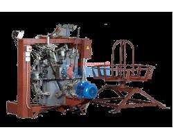 Комплект оборудования для производства блоков боннель производительностью 175 м2 в смену