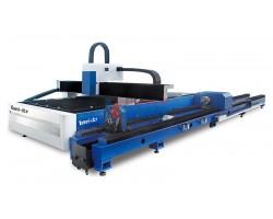 Автоматизированные комплексы лазерной резки YAWEI. Серия SMD CNR