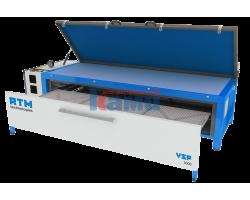 Вакуумный пресс для формовки изделий из искусственного камня RTM. Модель VSP 3000