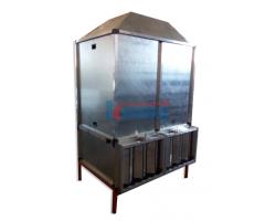Блоки угольной фильтрации RTM. Модели CFU-7, CFU-9, CFU-12