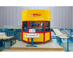 Комбинированный станок Hundegger. Модель ROBOT-Drive 450