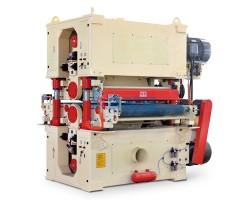 Двусторонний калибровальный станок для фанеры Beaver. Модель DPW 16R