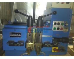 Аппарат для сварки ленточных пил BAS 050-01 Б/У c пирометром
