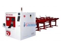 Автоматическая дисковая отрезная линия TRIUMPH. Модель TS-CNC