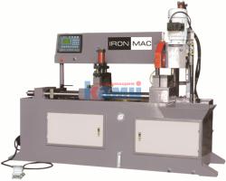Автоматические дисковые отрезные станки IRONMAC. Модели Iron Cut-350HNC и Iron Cut-350SNC