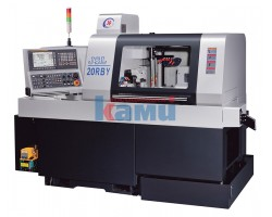 Автомат продольного точения с противошпинделем JINN FA. Модели JSL-20RB / RBY