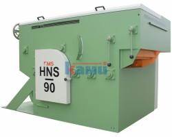 Многопильные дисковые станки MS Maschinenbau. Серия HNS-BV