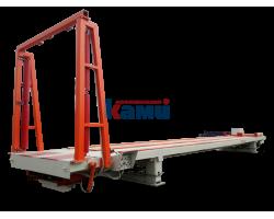 Автоматизированный загрузчик контейнеров, полуприцепов и трейлеров. Модель АЗК-40
