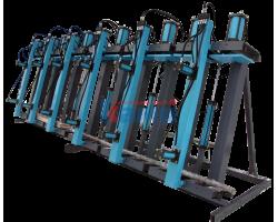 Прессы гидравлические для бруса SL250-3G, SL250-6G, SL250-9G, SL250-12G