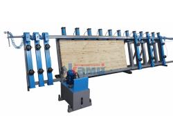 Прессы гидравлические для бруса SL150(200)-3GRP, SL150(200)-6GRP, SL150(200)-12GRP
