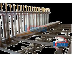 Пресс для бруса с горизонтальной загрузкой GIGA15