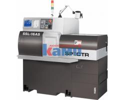 Автомат продольного точения SPECTR. Модели SSL-12/16AS
