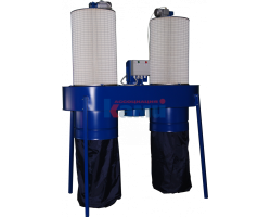 Пылеулавливающие агрегаты с фильтр-кассетами серии ПФЦ-К и ПФЦ-КР