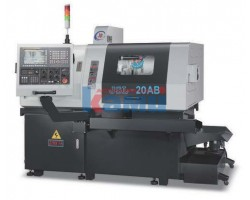 Автомат продольного точения с противошпинделем JINN FA. Модель JSL-20AB