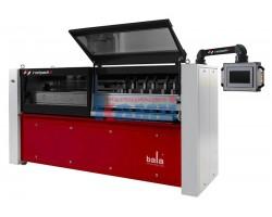 Рилевочно-резательный станок для производства картонных коробок Bala Makina. Модель IntelPack 6