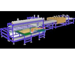 Упаковочная линия УМ-1 Макси автоматическая