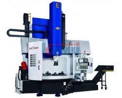Токарно-карусельные станки с ЧПУ Radar Industrial Co. Ltd. Серия RAL