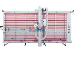Вертикальные форматно-раскроечные станки Bala Makina CPM D2B 20x40 и CPM AV 20x40