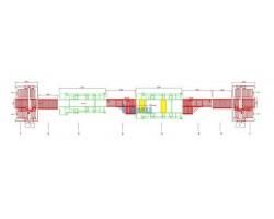 Автоматическая линия четырехсторонней кромкооблицовки FILATO