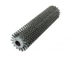 Брашировальная щетка-валик Д163х940мм, ворс полимер-абразив P80