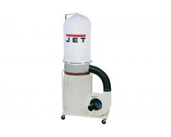 JET DC-1100A Вытяжная установка со сменным фильтром. Технология VORTEX CONE 230 В