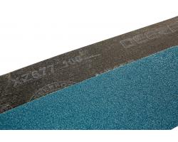 Шлифовальная лента 100 х 1220 мм 100G синий (для JBSM-100)