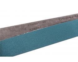 Шлифовальная лента 100 х 1220 мм 80G синий (для JBSM-100)