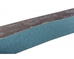 Шлифовальная лента 100 Х 2000 ММ 36G синий