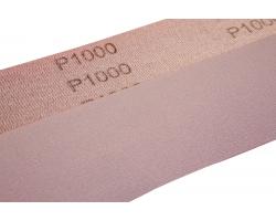 Шлифовальная лента 100 Х 2000 ММ 1000G пленка на виниле