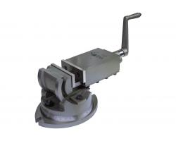 AMV/SP-125 Станочные, двухосевые, прецизионные тиски