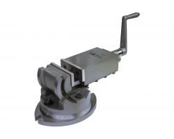 AMV/SP-150 Станочные, двухосевые, прецизионные тиски
