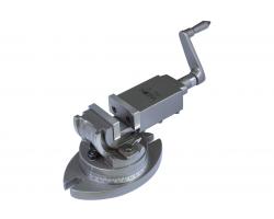 AMV/SP-50 Станочные, двухосевые, прецизионные тиски