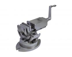 TLT/SP-100 Станочные, трехосевые, прецизионные тиски