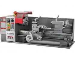 JET BD-8VS Настольный токарный станок по металлу с расширенной комплектацией (Патрон + Набор токарных резцов + Оправка)