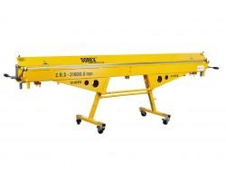 Ручной листогибочный станок SOREX ZRS - 3160/0,8