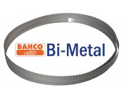 Полотно 10x0,6x2375 мм, 6TPI, биметаллическое Bahco(JWBS-14OS)