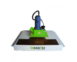 Фрезерный станок для снятия свесов кромочных материалов по пласти WoodTec D2