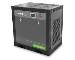 Винтовой маслозаполненный компрессор WoodTec IC 10 AM