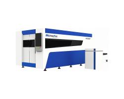 Оптоволоконный лазерный станок для резки металла MetalTec 1530P (2000 - 6000W)