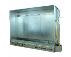 Окрасочная камера WoodTec WTP 3000 NEW с активным водяным полом