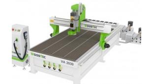 Фрезерно-гравировальный станок с ЧПУ с автоматической сменой инструмента WoodTec VA 2030